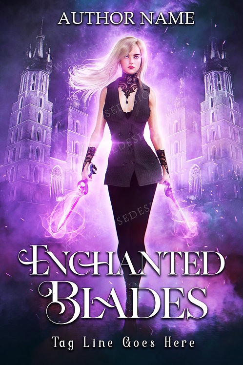 Enchanted blades