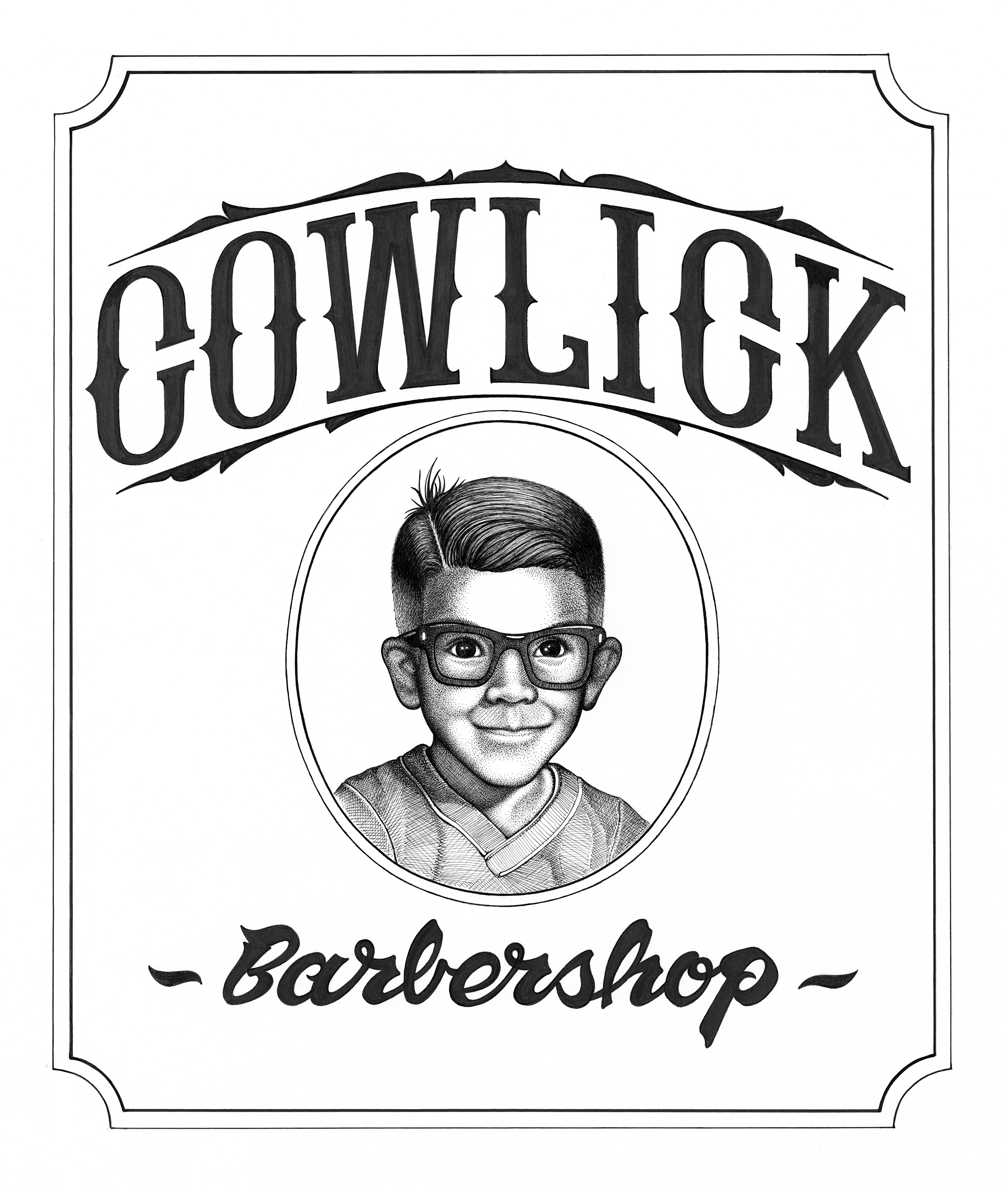 Cowlick Barbershop