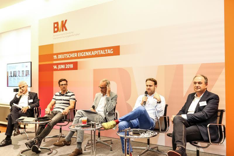BKV Eigenkapitaltag  diskusion