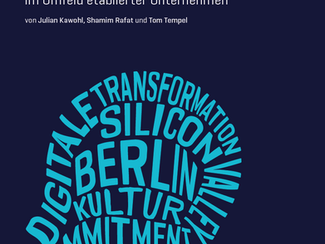 "Studie - ""Corporates in der digitalen Transformation"""