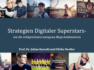 Studie: Strategien Digitaler Superstars