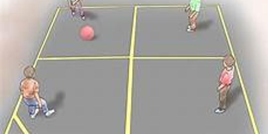 Four Square Tournament