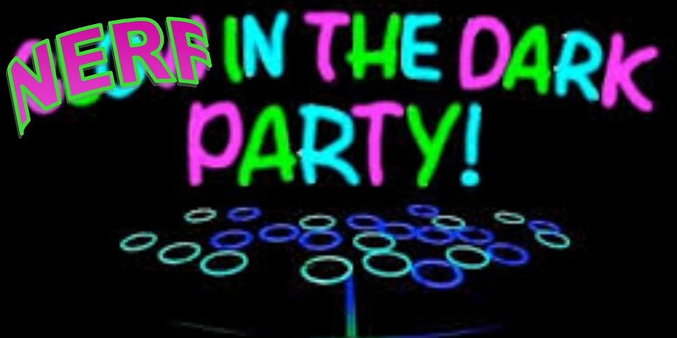Nerf In The Dark Party