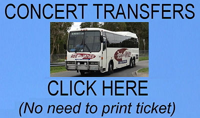 Concert transfers, no need to print tic.