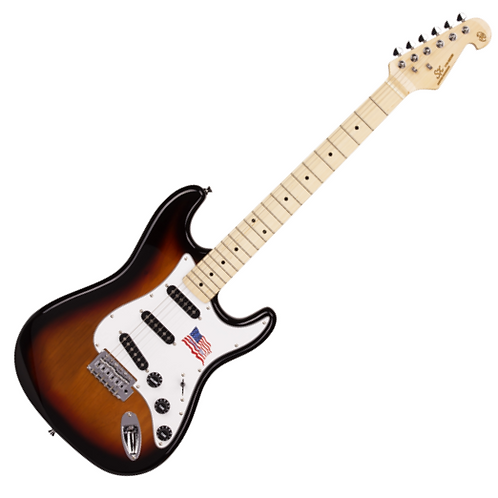 SX American Alder Series Strat - Maple
