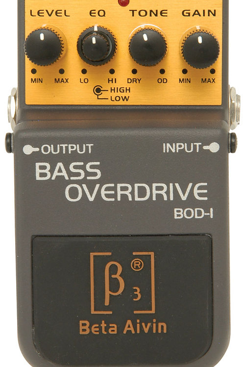 Beta Aivin BOD-1 Bass Overdrive