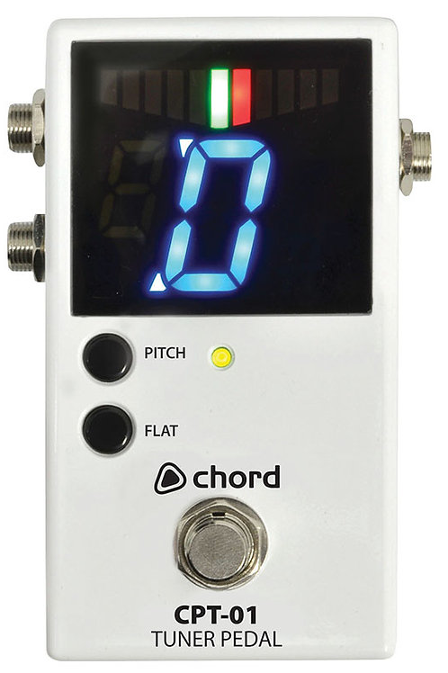 Chord CPT-01 Pedal Tuner