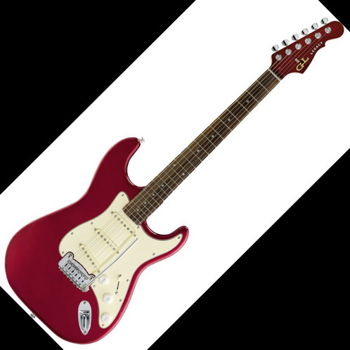 G&L Legacy Candy Apple Red | Forth Music - Music Shop Kirkcaldy, Fife