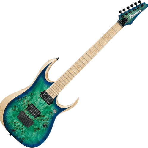 Ibanez RGD-IX6-MPB Surreal Blue Burst