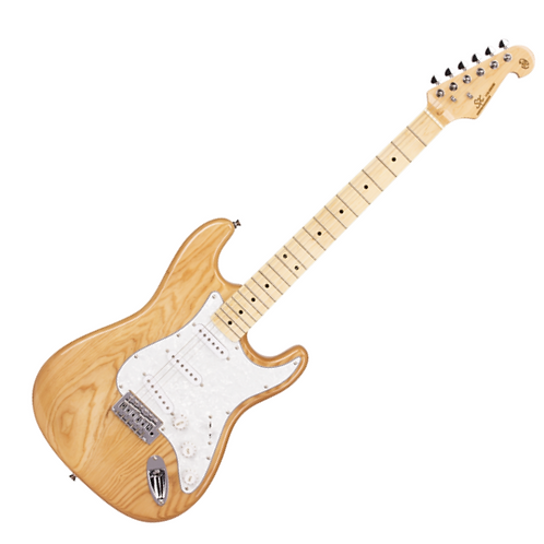 SX American Ash Series Strat - Maple