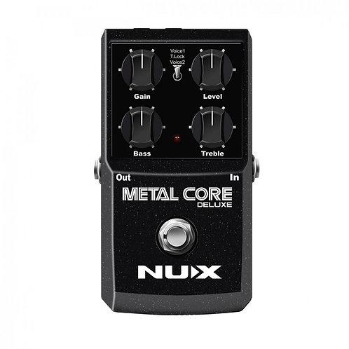 NUX Metalcore Deluxe Distortion