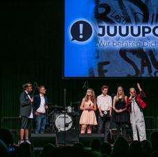 DU BIST RICHTIG!! Award 2019 an: JUUUPORT e.V.