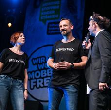 Phedra Treichel, Carsten Metz und Tom Lehel