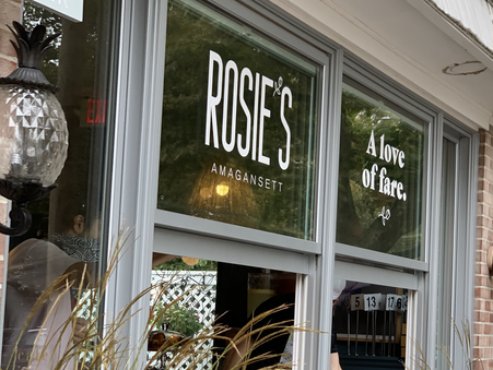 Local Personalities and Businesses: Rosie's Amagansett