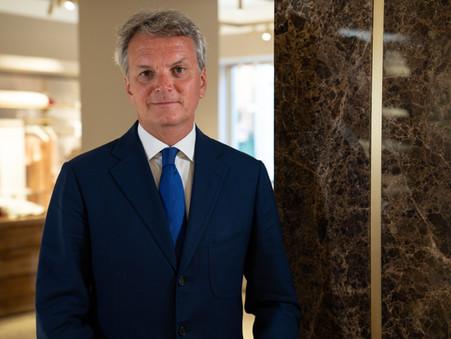 The Roundtree Stories- CEO of Frette, Filippo Arnaboldi