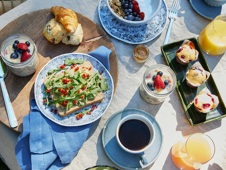 Wellness: A Healthy Breakfast