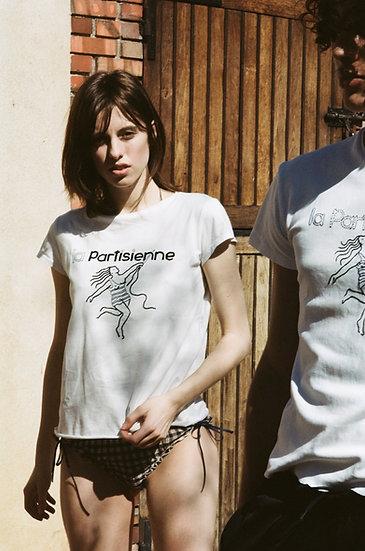 T-Shirt Coupe ajustée LA PARTISIENNE
