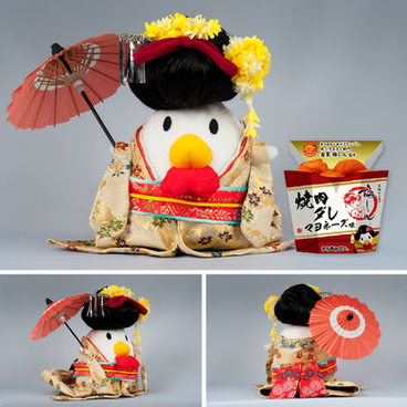 lawson/ karaagekun_maiko  costume design