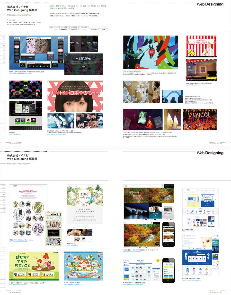 Web Designing / Layout design