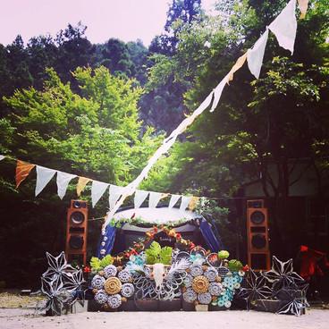 Tengu Shokudo Open Air festival