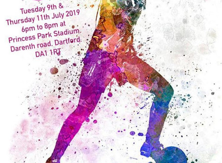 Trials for London City Lionesses!