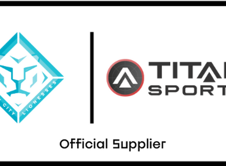 TITAN and LONDON CITY LIONESSES Form Data and Performance Partnership
