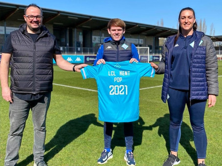 London City Lionesses announce formal academy partnership with Kent Girls Elite FC
