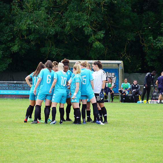 London City Lionesses Vs West Ham United Women