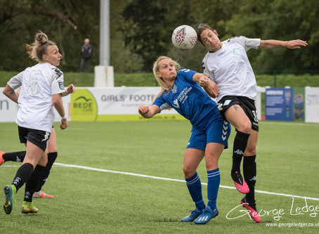 Wildcats defence frustrate Lionesses: Durham 1-0 London City Lionesses