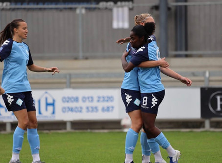 London City Lionesses 1-4 Sheffield United: Good Spells But More Consistency Needed