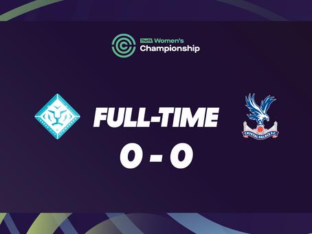 London City 0-0 Crystal Palace