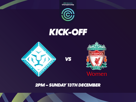 Lionesses Face in Form Liverpool in Their Next Championship Fixture