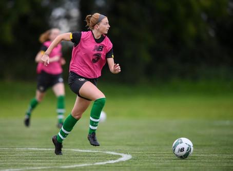 Irish International Hayley Nolan joins The Pride