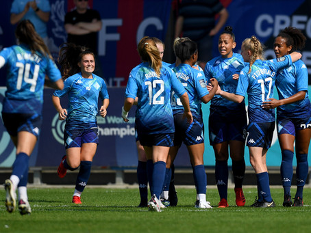 London City Lionesses face West Ham United Women in the first round of the Continental Cup