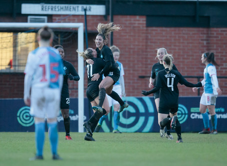 Lionesses Must Carry Winning Momentum Into Blackburn Game