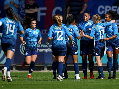 London City Lionesses return to take on Coventry United