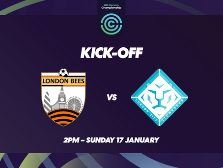 Lionesses travel to London Bees for another London derby