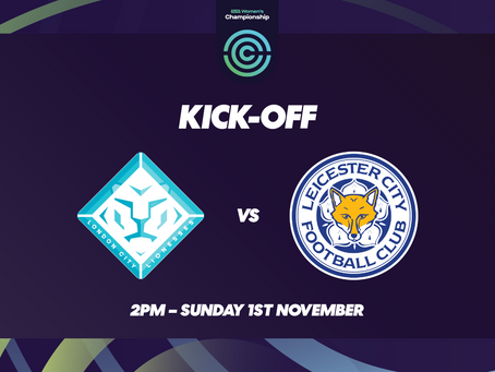 London City Lionesses Face A Tough Test Against On Form Leicester City On Sunday