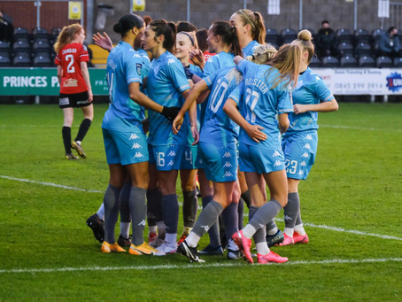 London City Lionesses 2-0 Coventry United