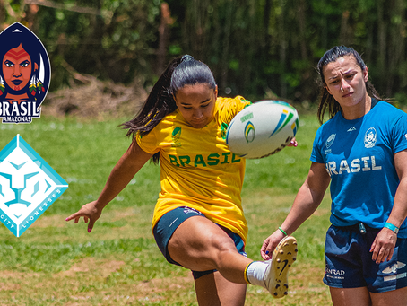 London City Lionesses to sponsor Brasil Women's National Rugby Team in Women's Rugby World Cup