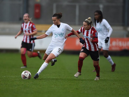 Lionesses beaten by late Blades strike