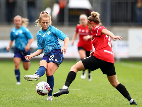 London City Lionesses travel to Blackburn on the hunt for three points