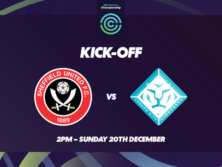 Lionesses travel to Sheffield United in their last Championship fixture in 2020