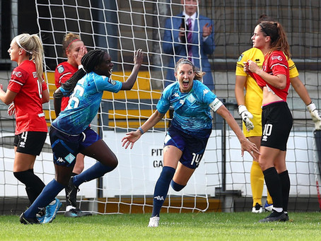 London City Lionesses 2-2 Coventry United: A comeback to remember at Princes Park