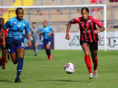 Lewes FC Women 1-0 London City Lionesses: Lessons learned on the road