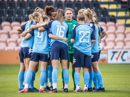 London City Lionesses vs. Chelsea Women is postponed