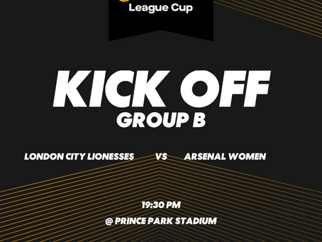 The Lionesses Face Super League Leaders In FA WSL Cup Clash