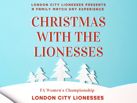 Christmas with the Lionesses