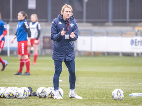 Melissa Phillips Extends Contract As London City Lionesses Head Coach