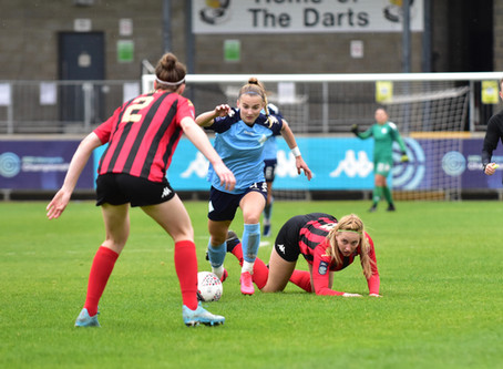 Penalty sees Lewes take the points from the Lionesses